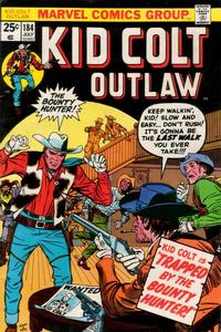 Cover Thumbnail for Kid Colt Outlaw (Marvel, 1949 series) #184