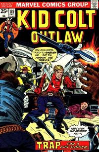 Cover Thumbnail for Kid Colt Outlaw (Marvel, 1949 series) #189
