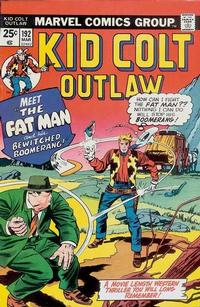 Cover Thumbnail for Kid Colt Outlaw (Marvel, 1949 series) #192