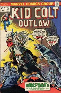 Cover Thumbnail for Kid Colt Outlaw (Marvel, 1949 series) #194