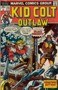 Cover Thumbnail for Kid Colt Outlaw (Marvel, 1949 series) #195