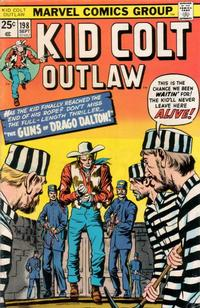 Cover Thumbnail for Kid Colt Outlaw (Marvel, 1949 series) #198