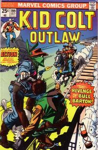 Cover Thumbnail for Kid Colt Outlaw (Marvel, 1949 series) #199