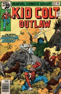 Cover for Kid Colt Outlaw (Marvel, 1949 series) #227
