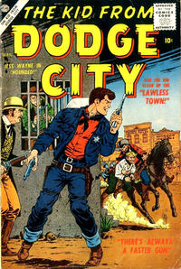 Cover Thumbnail for The Kid from Dodge City (Marvel, 1957 series) #2
