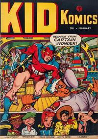 Cover Thumbnail for Kid Komics (Marvel, 1943 series) #1