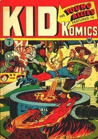 Cover Thumbnail for Kid Komics (Marvel, 1943 series) #3