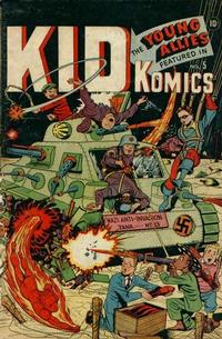 Cover Thumbnail for Kid Komics (Marvel, 1943 series) #5