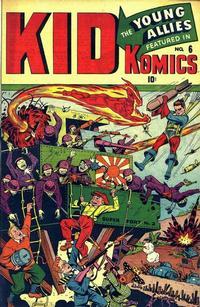 Cover Thumbnail for Kid Komics (Marvel, 1943 series) #6