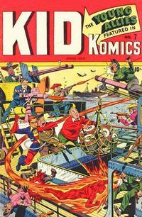 Cover Thumbnail for Kid Komics (Marvel, 1943 series) #7