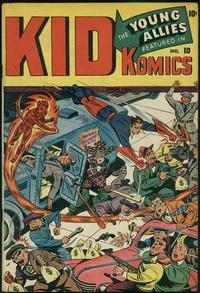 Cover Thumbnail for Kid Komics (Marvel, 1943 series) #10