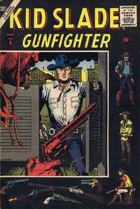 Cover Thumbnail for Kid Slade, Gunfighter (Marvel, 1957 series) #6