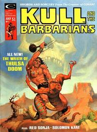 Cover Thumbnail for Kull and the Barbarians (Marvel, 1975 series) #2