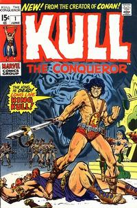Cover Thumbnail for Kull the Conqueror (Marvel, 1971 series) #1