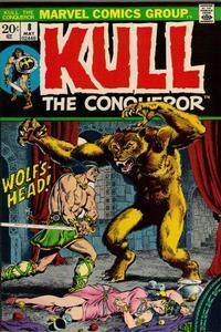 Cover Thumbnail for Kull, the Conqueror (Marvel, 1971 series) #8 [Regular]