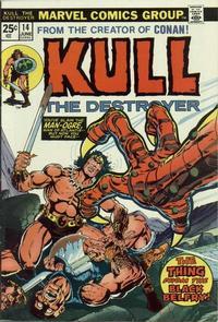 Cover Thumbnail for Kull, the Destroyer (Marvel, 1973 series) #14