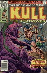 Cover Thumbnail for Kull the Destroyer (Marvel, 1973 series) #25