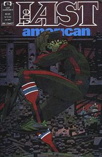 Cover Thumbnail for The Last American (Marvel, 1990 series) #2