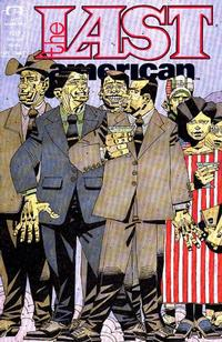 Cover Thumbnail for The Last American (Marvel, 1990 series) #3