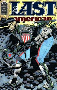 Cover Thumbnail for The Last American (Marvel, 1990 series) #4