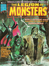 Cover Thumbnail for Legion of Monsters (Marvel, 1975 series) #1