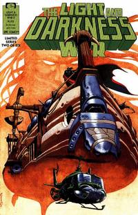 Cover Thumbnail for The Light and Darkness War (Marvel, 1988 series) #2