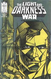 Cover Thumbnail for The Light and Darkness War (Marvel, 1988 series) #6