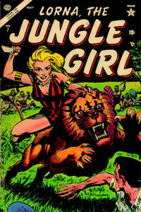 Cover Thumbnail for Lorna the Jungle Girl (Marvel, 1954 series) #7