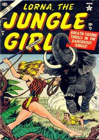 Cover Thumbnail for Lorna the Jungle Girl (Marvel, 1954 series) #9
