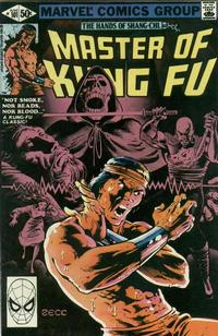 Cover Thumbnail for Master of Kung Fu (Marvel, 1974 series) #101 [Direct]