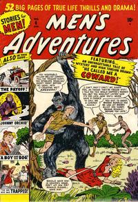 Cover Thumbnail for Men's Adventures (Marvel, 1950 series) #4