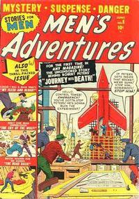 Cover Thumbnail for Men's Adventures (Marvel, 1950 series) #8