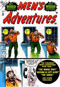 Cover Thumbnail for Men's Adventures (Marvel, 1950 series) #23