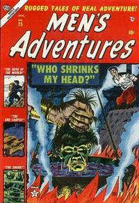 Cover Thumbnail for Men's Adventures (Marvel, 1950 series) #25