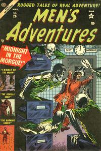 Cover Thumbnail for Men's Adventures (Marvel, 1950 series) #26