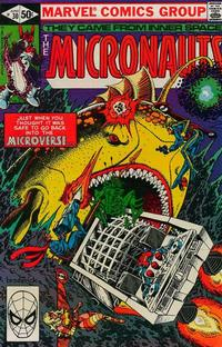 Cover Thumbnail for Micronauts (Marvel, 1979 series) #30 [Direct]