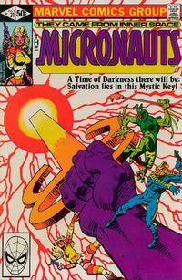 Cover Thumbnail for Micronauts (Marvel, 1979 series) #31 [Direct]