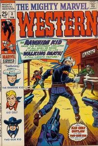 Cover Thumbnail for The Mighty Marvel Western (Marvel, 1968 series) #3