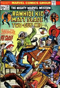 Cover Thumbnail for The Mighty Marvel Western (Marvel, 1968 series) #29