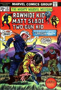 Cover Thumbnail for The Mighty Marvel Western (Marvel, 1968 series) #32