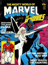 Cover Thumbnail for The Mighty World of Marvel (Marvel UK, 1982 series) #9