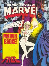 Cover Thumbnail for The Mighty World of Marvel (Marvel UK, 1982 series) #10