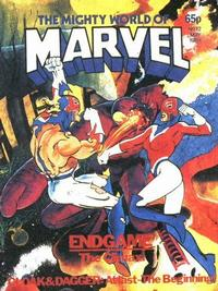 Cover Thumbnail for The Mighty World of Marvel (Marvel UK, 1982 series) #12