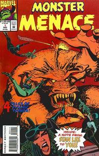 Cover Thumbnail for Monster Menace (Marvel, 1993 series) #1