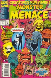 Cover Thumbnail for Monster Menace (Marvel, 1993 series) #2