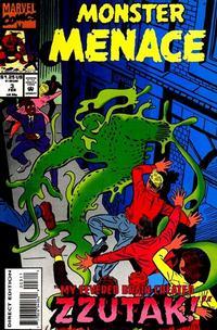 Cover Thumbnail for Monster Menace (Marvel, 1993 series) #3