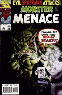 Cover Thumbnail for Monster Menace (Marvel, 1993 series) #4
