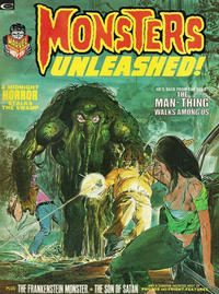 Cover Thumbnail for Monsters Unleashed (Marvel, 1973 series) #3
