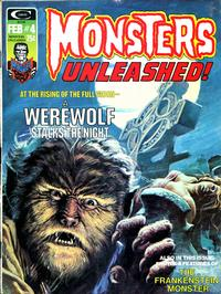 Cover Thumbnail for Monsters Unleashed (Marvel, 1973 series) #4