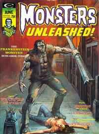Cover Thumbnail for Monsters Unleashed (Marvel, 1973 series) #6